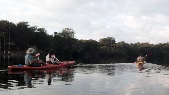 kayak-amanecer