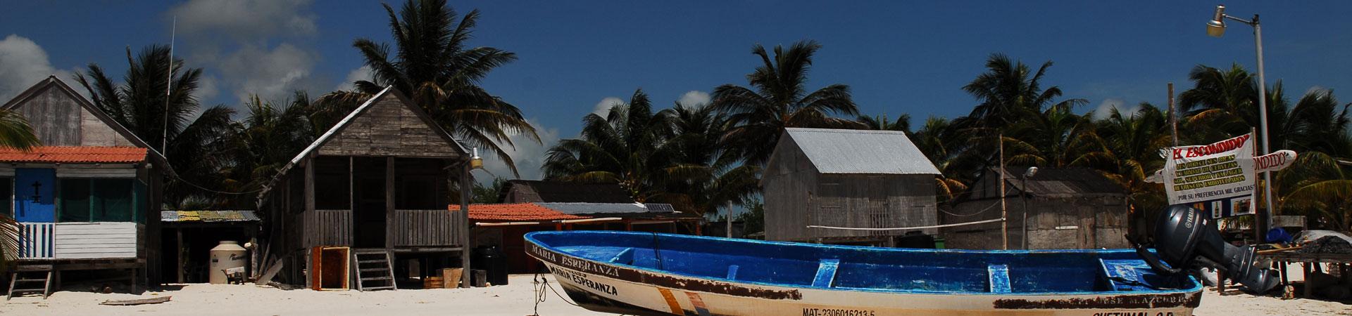 aldea de Punta Herrero